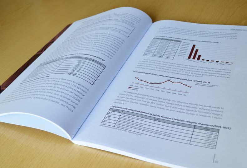 Informe: Defensa, Seguretat i Ocupació com a Negoci