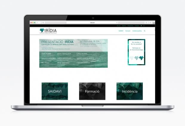 iridia web guspira