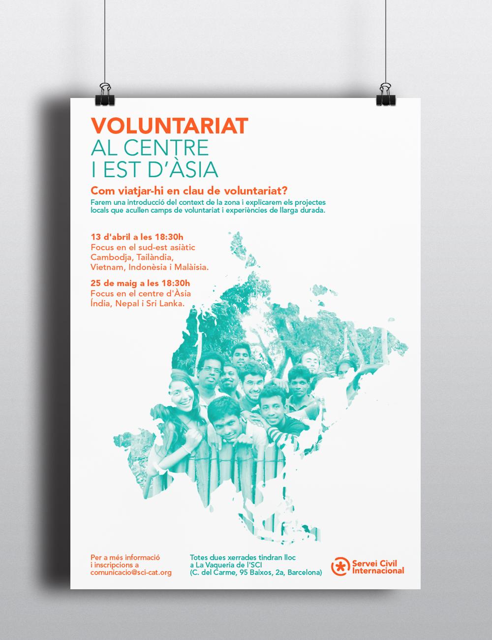 Cartell Voluntariat SCI