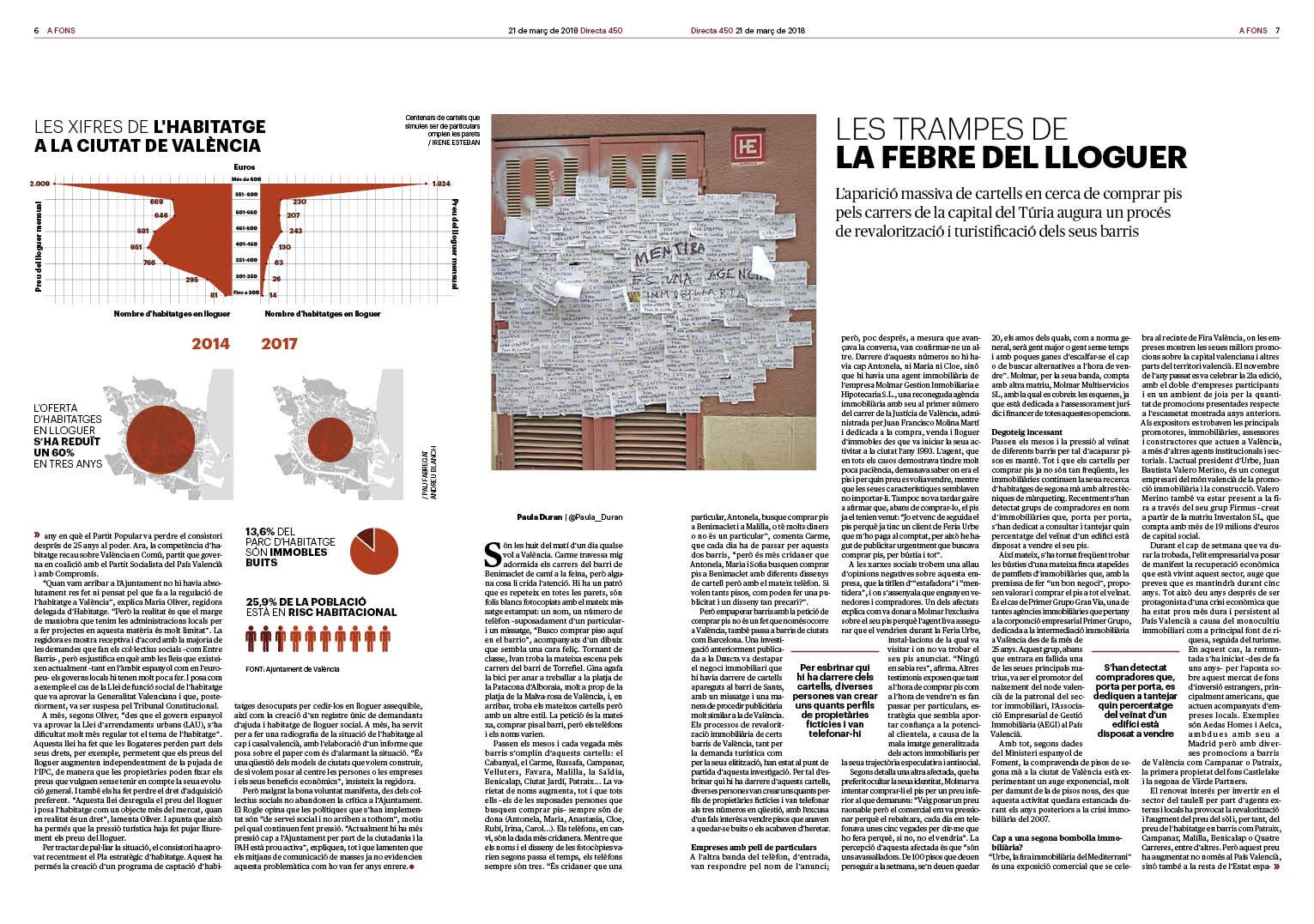 Especulació urbanística a València