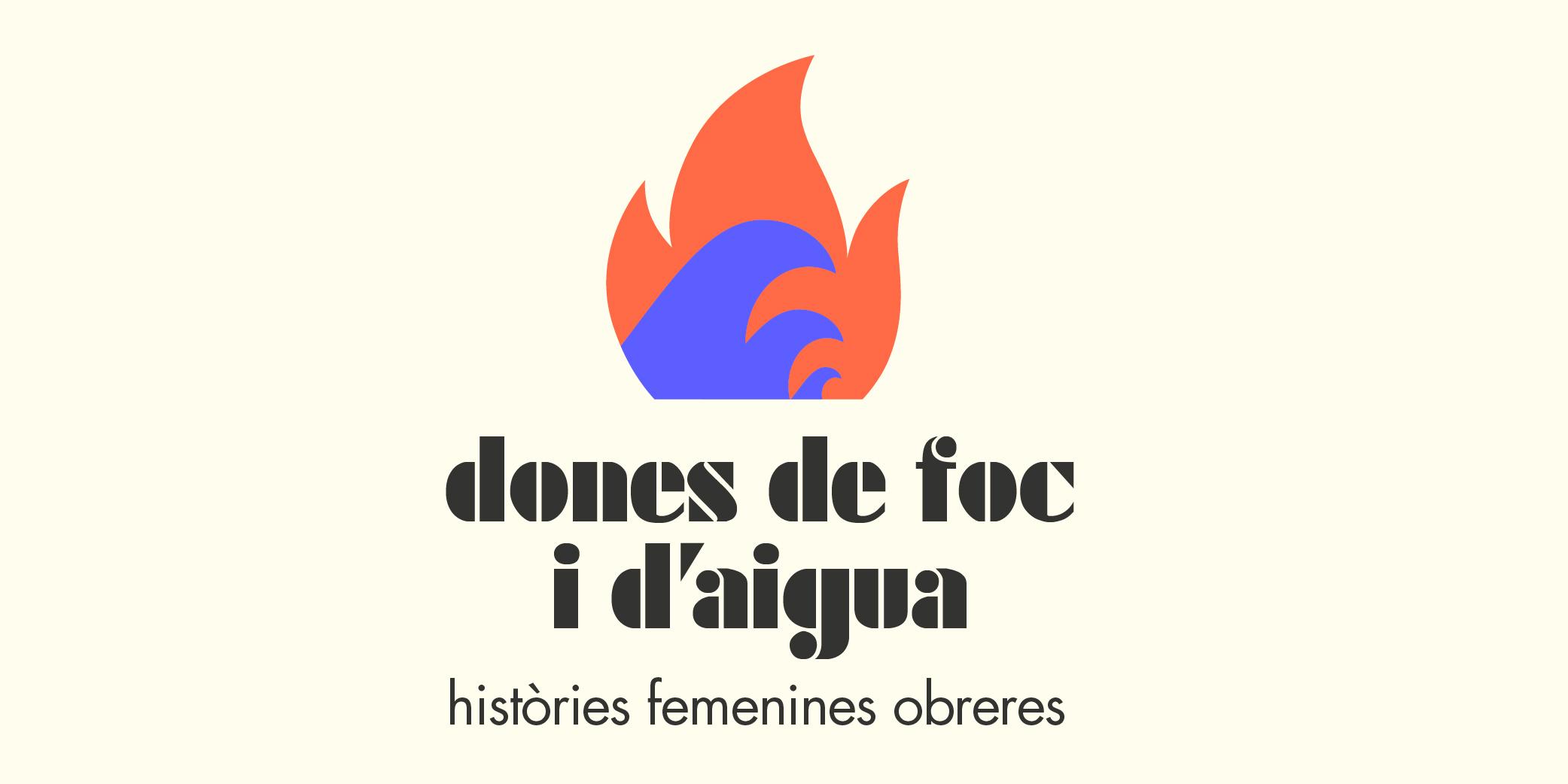 'Dones de foc i d'aigua'